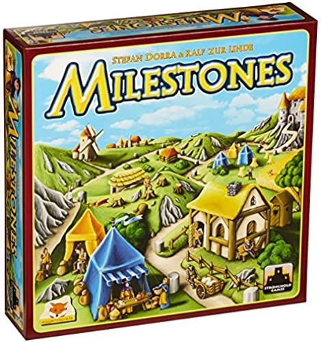 Milestones by Stronghold Games