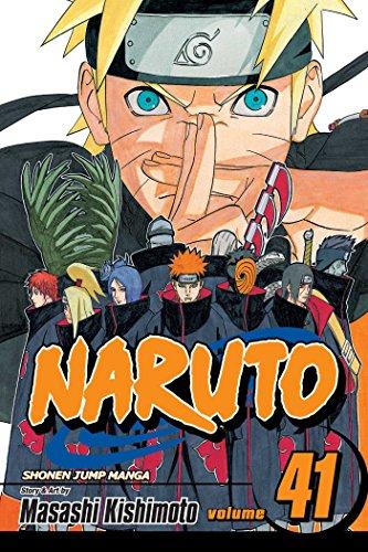 Naruto, Volume 41 [With Generation Ninja Stickers]