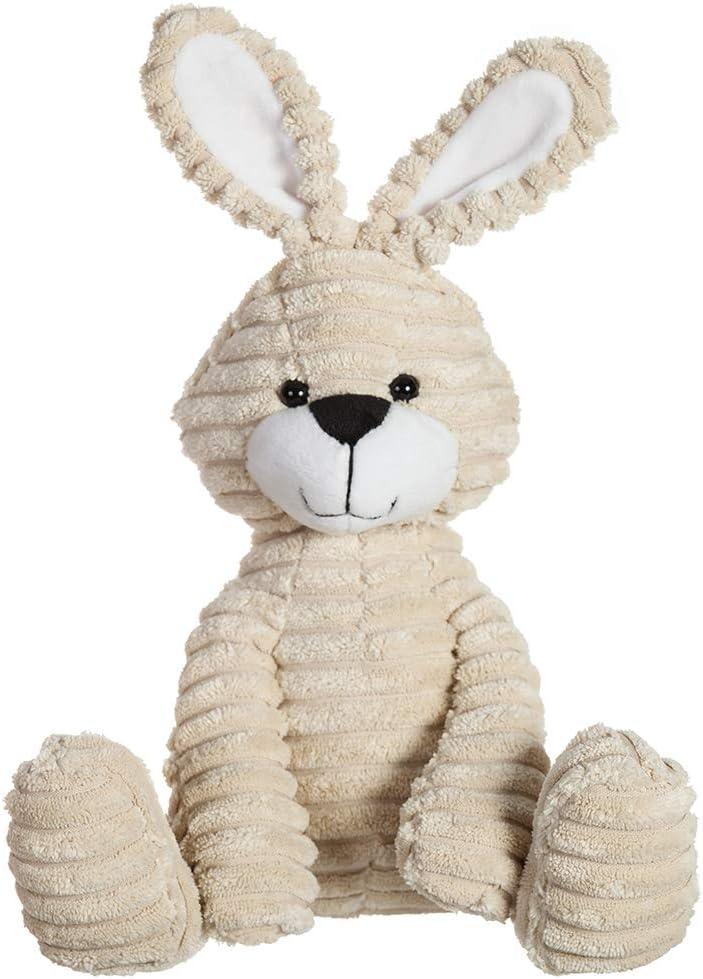 Apricot Lamb-Juguetes Peluche de Conejo de Pana Animal de Peluche Suave,Ideal para niños de 3 años o más y Adultos(Conejo de Pana,23cm)
