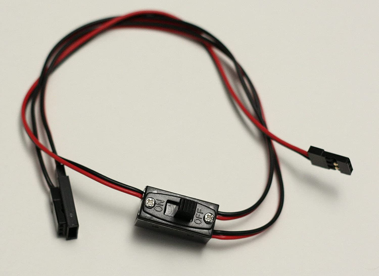 Amazing Standard Battery Switch for R low-pricing Lead Fits Spectrum C discount 3 JR
