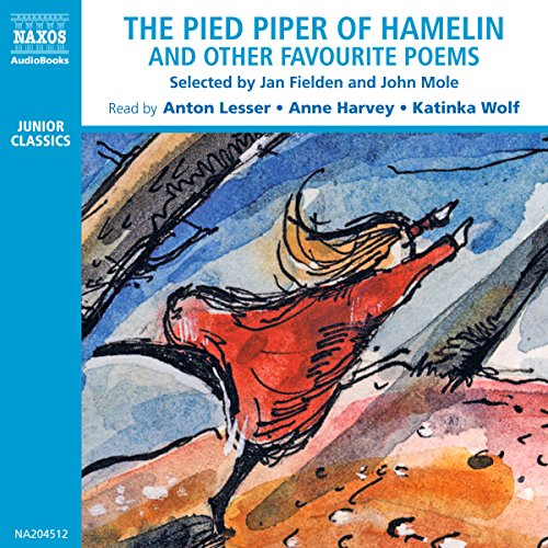 The Pied Piper of Hamelin (Unabridged Selections) audiobook cover art