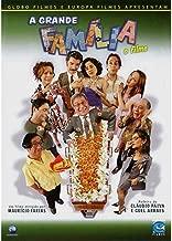 DVD A Grande Familia O Filme [ Subtitles English + Spanish + Portuguese + French ]