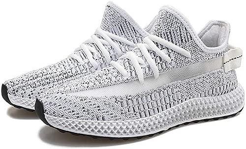 ZIXUAP Men es Running schuhe Fashion Breathable Turnschuhe Mesh Soft Sole Casual Athletic Leichtbauschuhe 3 Farben optional