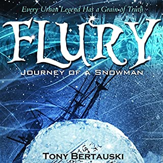 Flury audiobook cover art