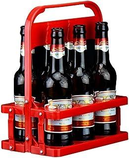 Umora ビール運び ワイン ドリンク 6本 折りたためる(大)