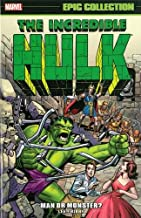 Incredible Hulk Epic Collection: Man or Monster? (Epic Collection: Incredible Hulk)
