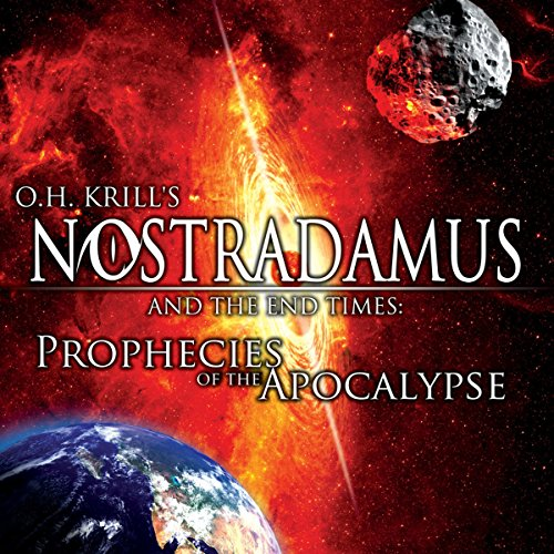Nostradamus and the End Times audiobook cover art