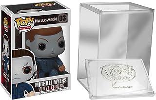 Funko POP Horror: movies- Mike Myers vinilo Figura de acción + Funko Protective Case
