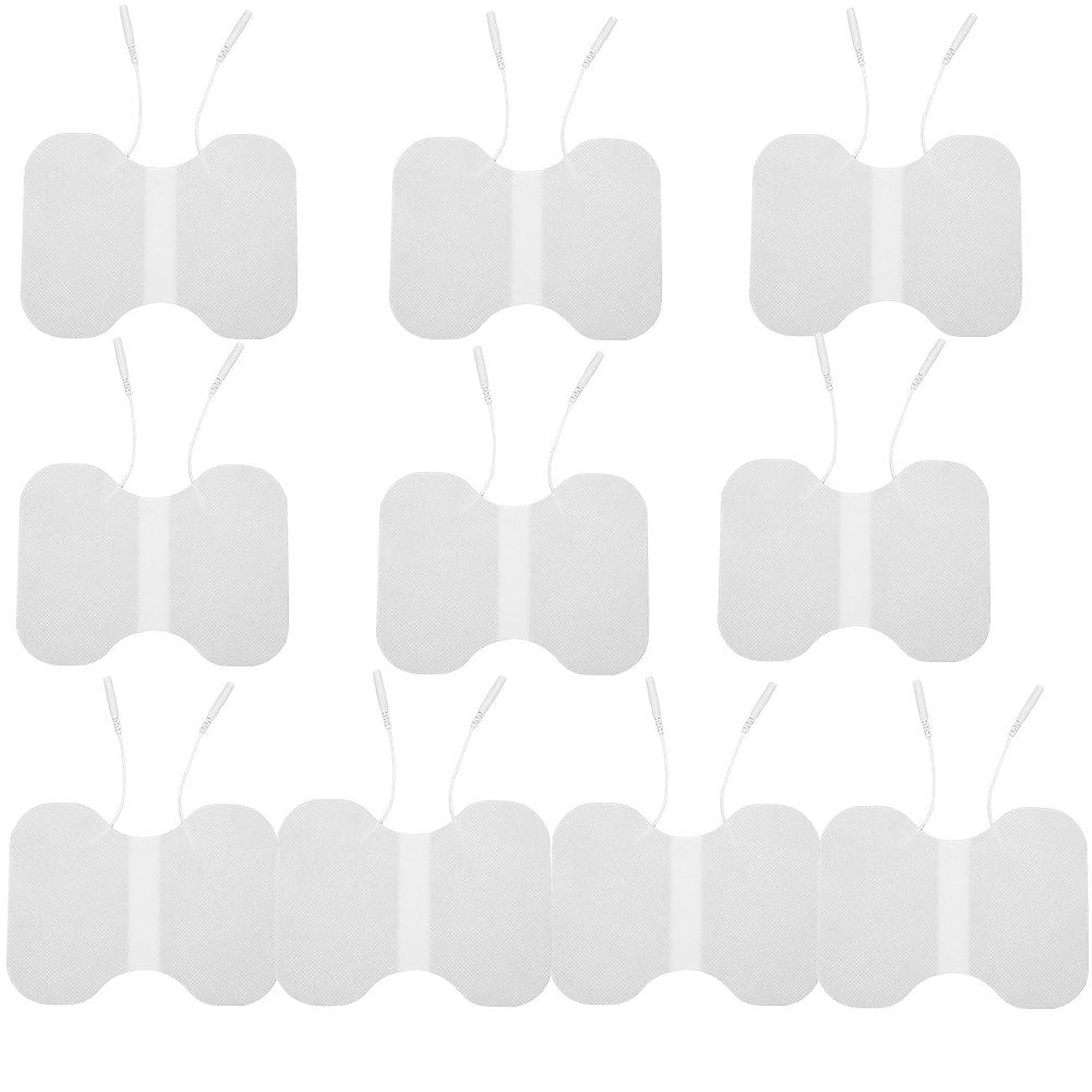 スライス観客差別電極パッド、1Pc再利用可能な自己接着性電極パッチが体内の循環を改善し代謝を促進する効果