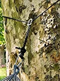 Jobek 95000 Rope Pro Aufhängeset für Hängematten, max. 160kg - 5