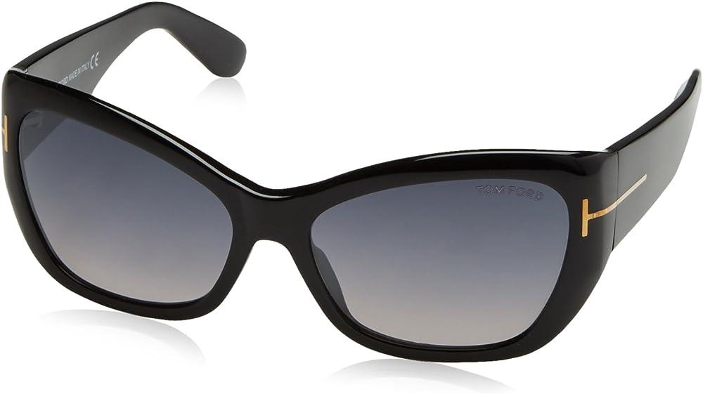 Tom ford corinne , occhiali da sole per donna FT0460_01C