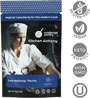 Pectin - Low Methoxyl ⊘ Non-GMO ☮ Vegan ✡ OU Kosher Certified - 50g/2oz