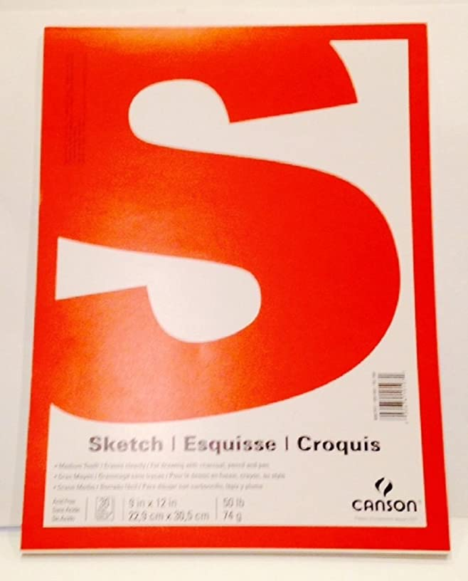 Canson Art Paper (Sketch/Watercolor/Tracing/Drawing) 9