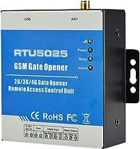 Verja Abridor RTU5025 Inalámbrico SMS Interruptor Remoto Portátil On Off Puerta Abridor Gsm 3G Alarma Operador por Móvil Teléfono