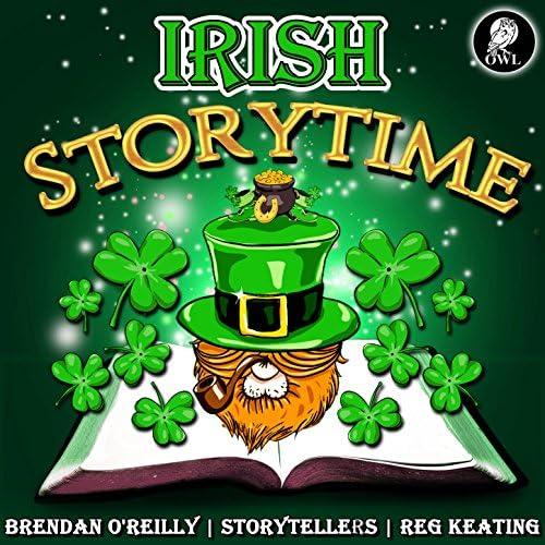 Brendan O'Reilly, Storytellers & Reg Keating