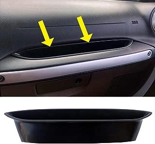Cahant Passenger Storage Grab Handle Tray Organizer Insert Accessory Box for 2011-2018 Jeep Wrangler JK JKU Interior Accessories