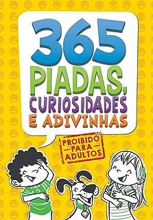 365 Piadas. Curiosidades e Adivinhas Capa Amarelo