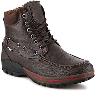Pajar Bocce Men's Leather Snow Boots