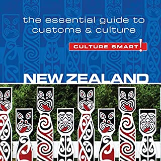 New Zealand - Culture Smart! audiobook cover art