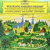 Mozart: Clarinet Quintet In K, K.581; Oboe Quartet In F. K.370 [Vinilo]...