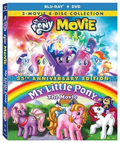 My Lttle Pony 35th Ann Cmb Cll [Blu-ray]