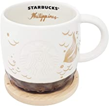 Starbucks Philippines 21 Years, Coffee Mug & Toaster, 16fl oz/473 ml