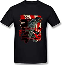 God King of Pop Zilla Men's T-Shirt