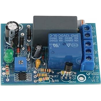 Ausschalter Zeitrelais Modul 230V AC220V Einstellbare Timer Verzögerung Ein