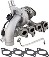 Stigan Turbo Turbocharger w/Gaskets & Oil Feed Line For Chevy Cruze Sonic Trax & Buick Encore 1.4T - BuyAutoParts 40-80745S4 New
