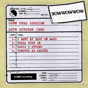 John Peel Session [20th October 1980]