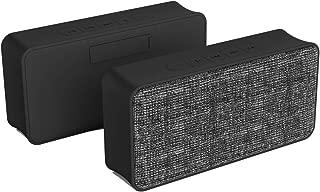 Memorii Fabric Bluetooth speaker All - black
