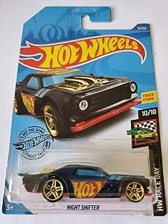 Hot Wheels 2020 Hw Race Day Night Shifter, 12/250 Black