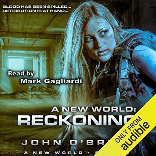 A New World: Reckoning Titelbild