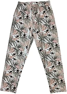 Pajama for Women leaf prints