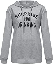 Pumsun Christmas Tops for Womens Off Shoulder Sling Long Sleeve T-Shirt Tops Blouse