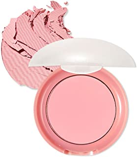 ETUDE HOUSE Lovely Cookie Blusher 7.2g #2 Strawberry Chou - Sebum Control Powder for Long Lasting, Clear and Vivid Cheek Color