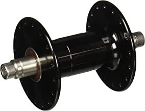 Phil Wood Track HF Front Hub, 32 x 100, Black