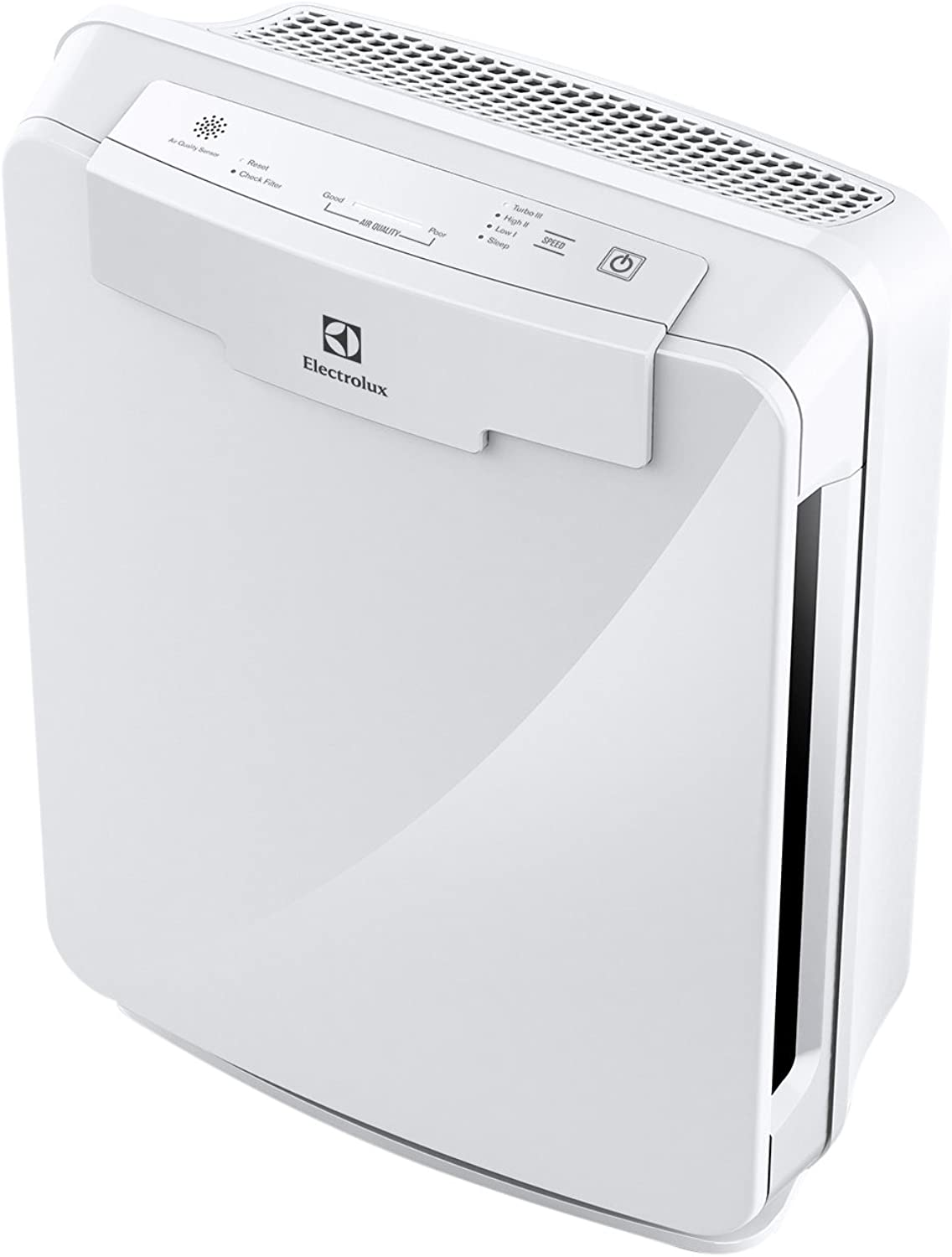 Electrolux PureOxygen Allergy 150 HEPA 4 Stage-Filtration Air Cleaner   Air Purifier, White