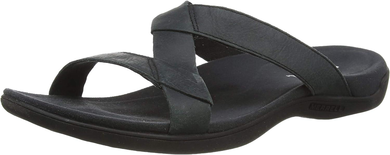 Merrell Women's Heels Open Toe Sandals