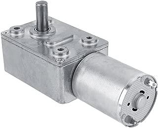 High Torque Turbo Geared Motor DC 12V Motor 2/3/10/30/100RPM (10 RPM)