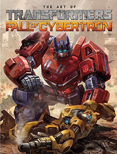 Transformers: Art of Fall of Cybertron (English Edition)