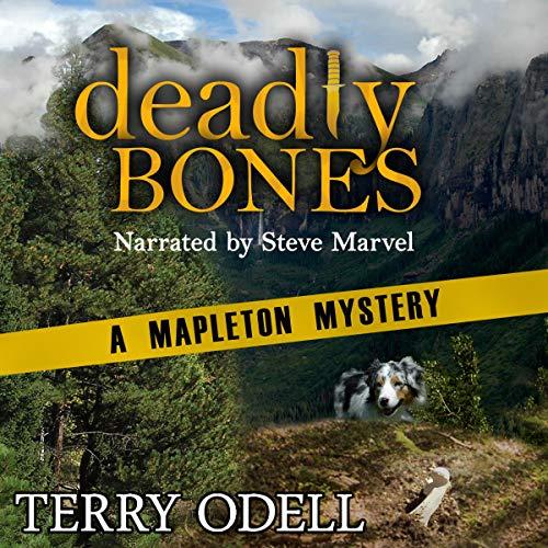 Couverture de Deadly Bones