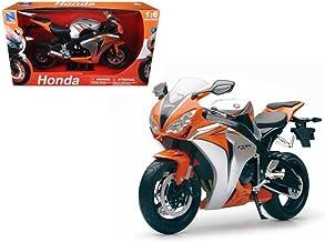 CBR 600/RR//Poign/ées Honda VF 1000 RS1//Orange CNC en aluminium Poign/ées de guidon pour Honda CBR 900/RR Fireblade CBR 1000/Fireblade F6/C