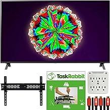 $1399 » LG 75NANO80UNA 75 inch Class 4K Smart UHD NanoCell TV with AI ThinQ Bundle with TaskRabbit Installation Services + Deco Ge...