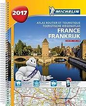 FRANCE / FRANKRIJK 22097 SPIR . ATLAS MICHELIN 2017