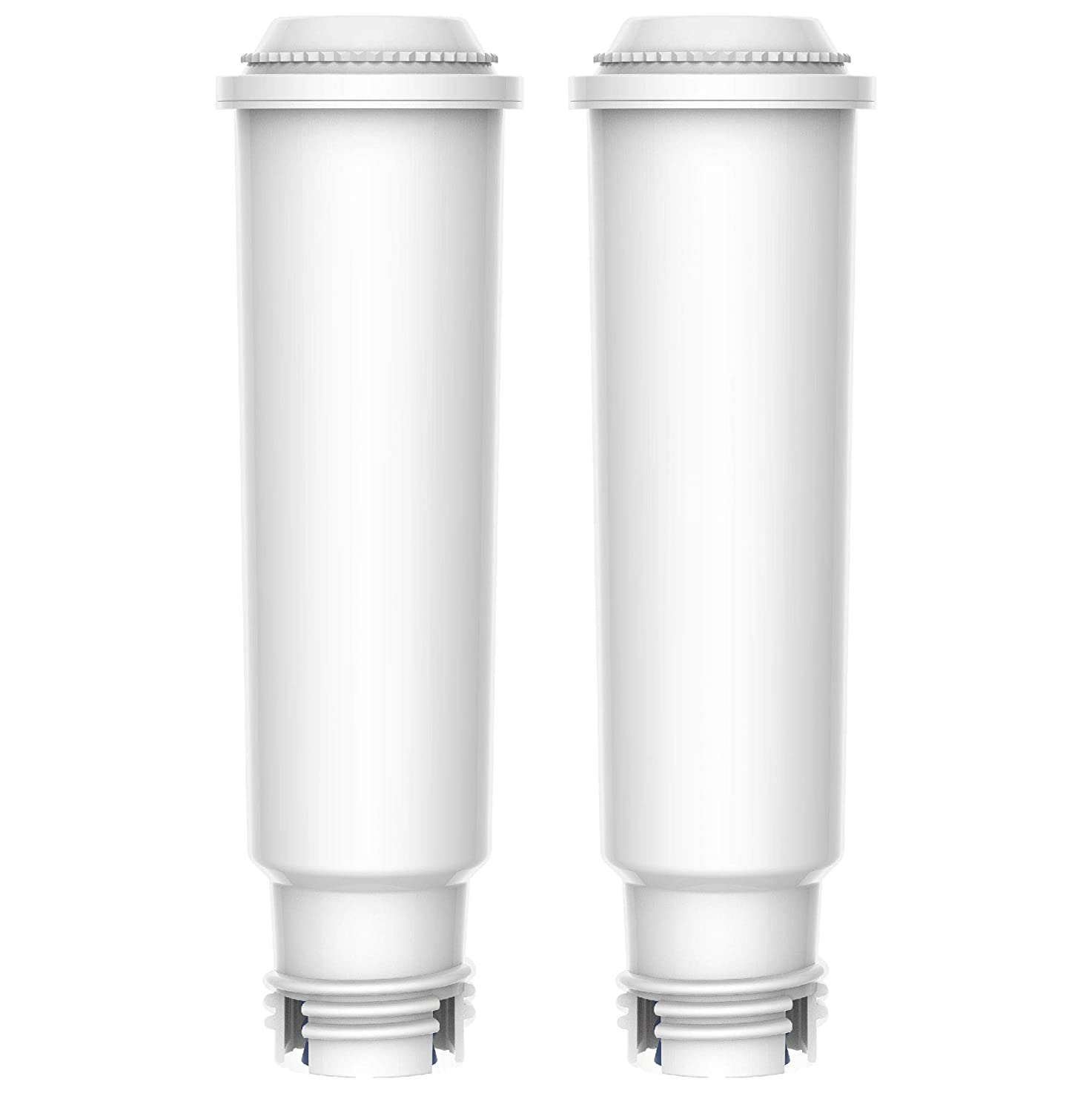 AQUA CREST TüV SüD Certified F088 Coffee-Machine Water Filter Replacement for Krups Claris F088 - Including Various Models of AEG, Bosch, Siemens, Gaggenau, Nivona, Melitta, Neff, Cocoon (Pack of 2)