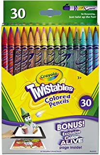 CYO687409 - Twistables Colored Pencils