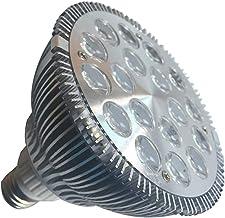 EMGQ Energiebesparende gloeilamp LED-lampen led par licht aluminium behuizing CE ROHS 18W dimbare led par38 85-265V (Size...