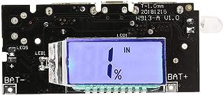 Power Bank Module, Dual USB 5V 1A 2.1A Power Bank 18650 Lithium Batery Charger DIY Module LCD Display Olika elektroniska k...