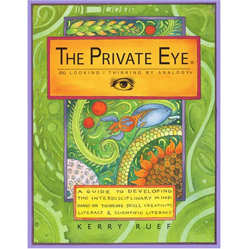 The Private Eye® 5X Looking/Thinking by Analogy - A...